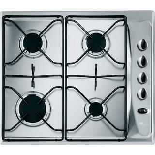 Taque de cuisson au gaz AKM 232/IX Whirlpool - Encastrable - 4 brûleurs gaz