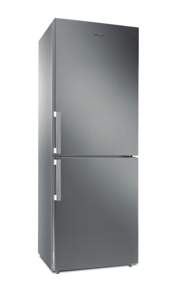 Whirlpool Kombinacija hladnjaka/zamrzivača Samostojeći WB70I 931 X Optički Inox 2 doors Perspective