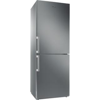 Whirlpool Συνδυασμός ψυγείου/καταψύκτη Ελεύθερο WB70I 931 X Optic Inox 2 doors Perspective