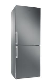 Whirlpool szabadonálló, alulfagyasztós hűtő-fagyasztó: fagymentes - WB70I 931 X