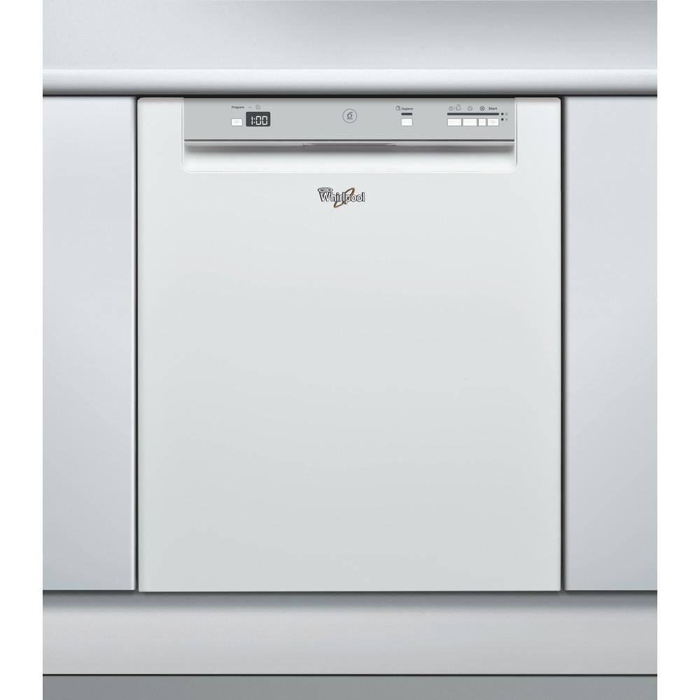 Whirlpool diskmaskin: färg vit, 60 cm - ADPU 300 WH
