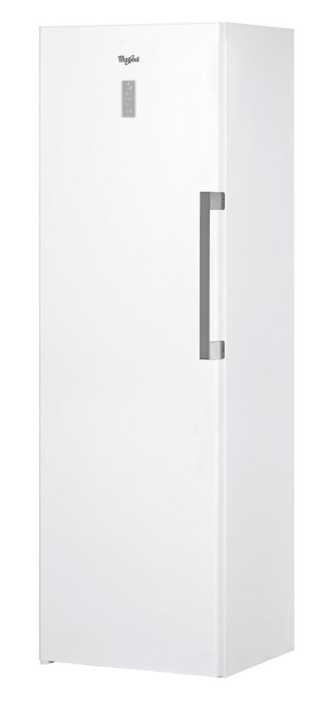 Whirlpool Pakastimessa Vapaasti sijoitettava UW8 F2D WHBI N 2 Valkoinen Perspective