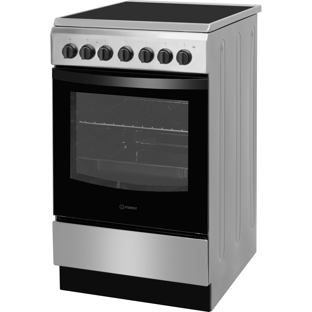 Indesit Плита IS5V4PHX/RU Inox Electrical Perspective