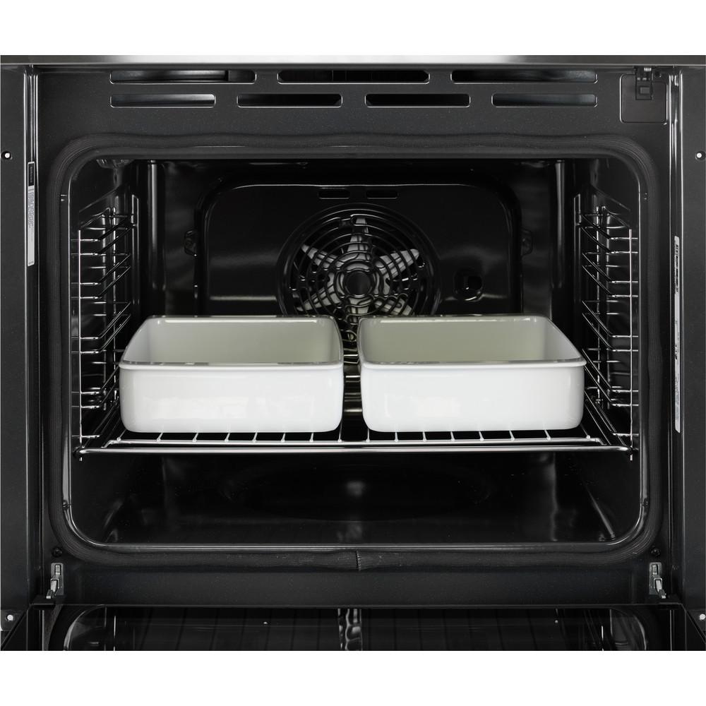 Indesit Oven Ingebouwd IFW 3844 P IX Elektrisch A+ Cavity