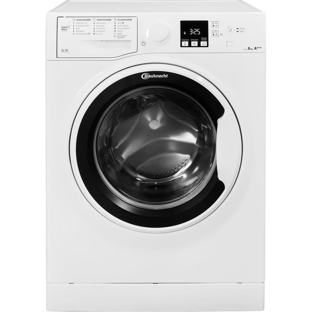 Bauknecht Waschmaschine Standgerät WA Soft 8F42PS Weiss Frontlader A+++ Frontal