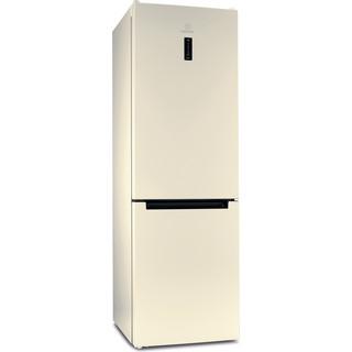 Indesit Холодильник с морозильной камерой Отдельно стоящий DF 5181 E Розово-белый 2 doors Perspective