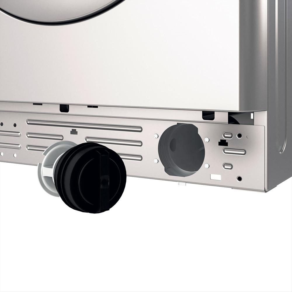 Indesit Стиральная машина Отдельно стоящий OMTWE 71252 S EU Серебристый Front loader A+++ Filter