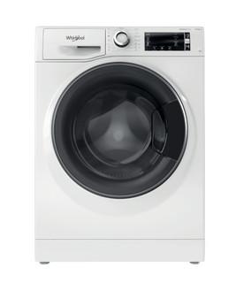 Vapaasti sijoitettava edestä täytettävä Whirlpool pyykinpesukone: 9 kg - NWLCD 963 WD A EU N