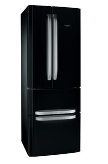 Whirlpool szabadonálló hűtő-fagyasztó: fagymentes - W4D7  BC2