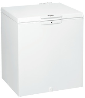 Whirlpool freestanding chest freezer: white color - CF 27T