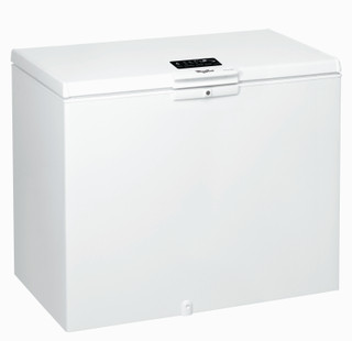 Whirlpool samostalni horizontalni zamrzivač: bela boja - WHE3133