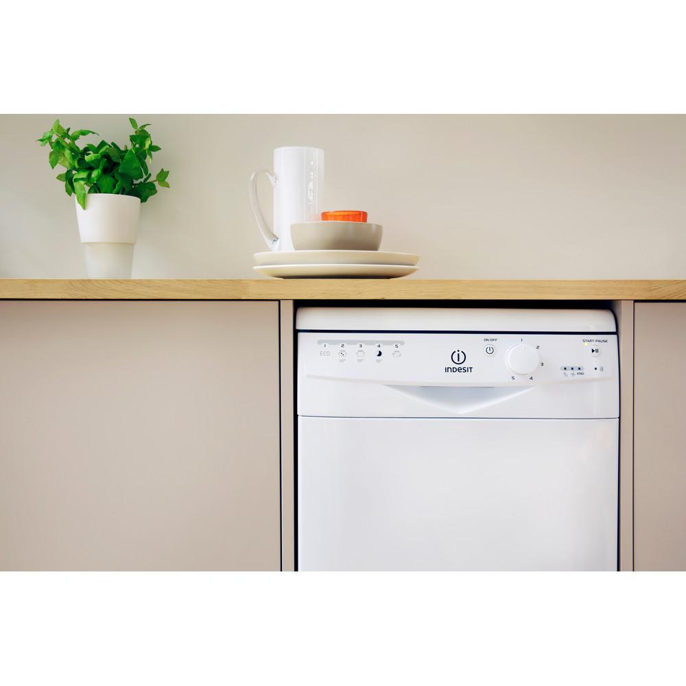 Indesit Посудомоечная машина Отдельно стоящий DSR 15B1 EU Отдельно стоящий A Lifestyle control panel