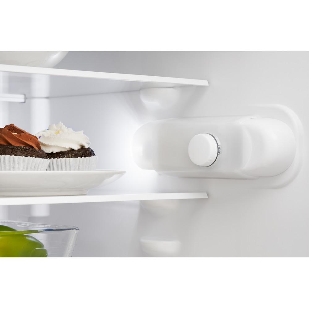 Indesit Kombinovaná chladnička s mrazničkou Volně stojící LR7 S2 W Bílá 2 doors Lifestyle control panel