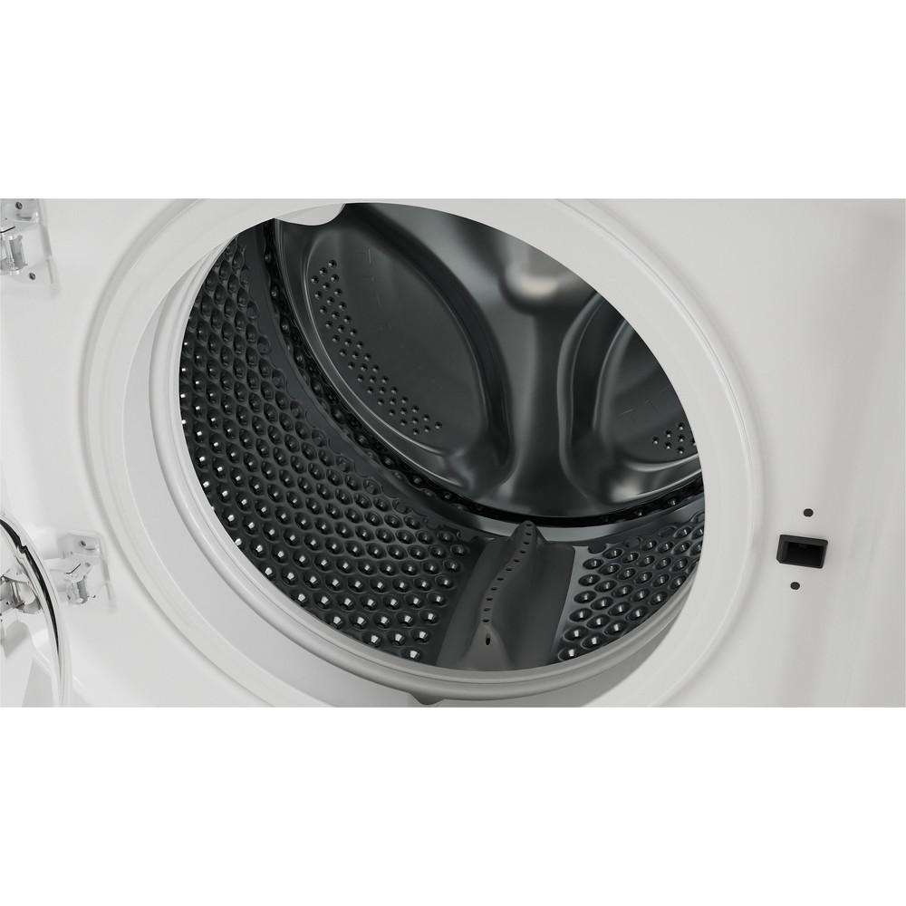 Indesit Lave-linge Encastrable BI WMIL 91484 EU Blanc Lave-linge frontal C Drum
