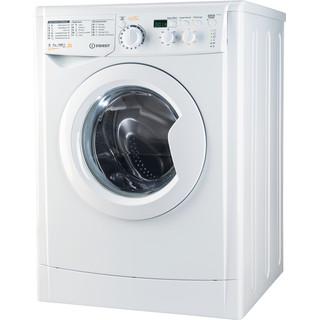 Lave-linge séchant posable Indesit : 7kg