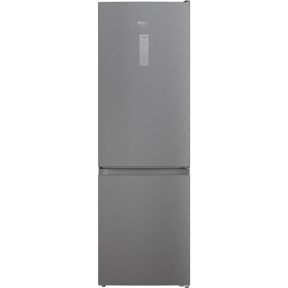 Hotpoint_Ariston Комбинированные холодильники Отдельностоящий HTR 5180 MX Зеркальный/Inox 2 doors Frontal