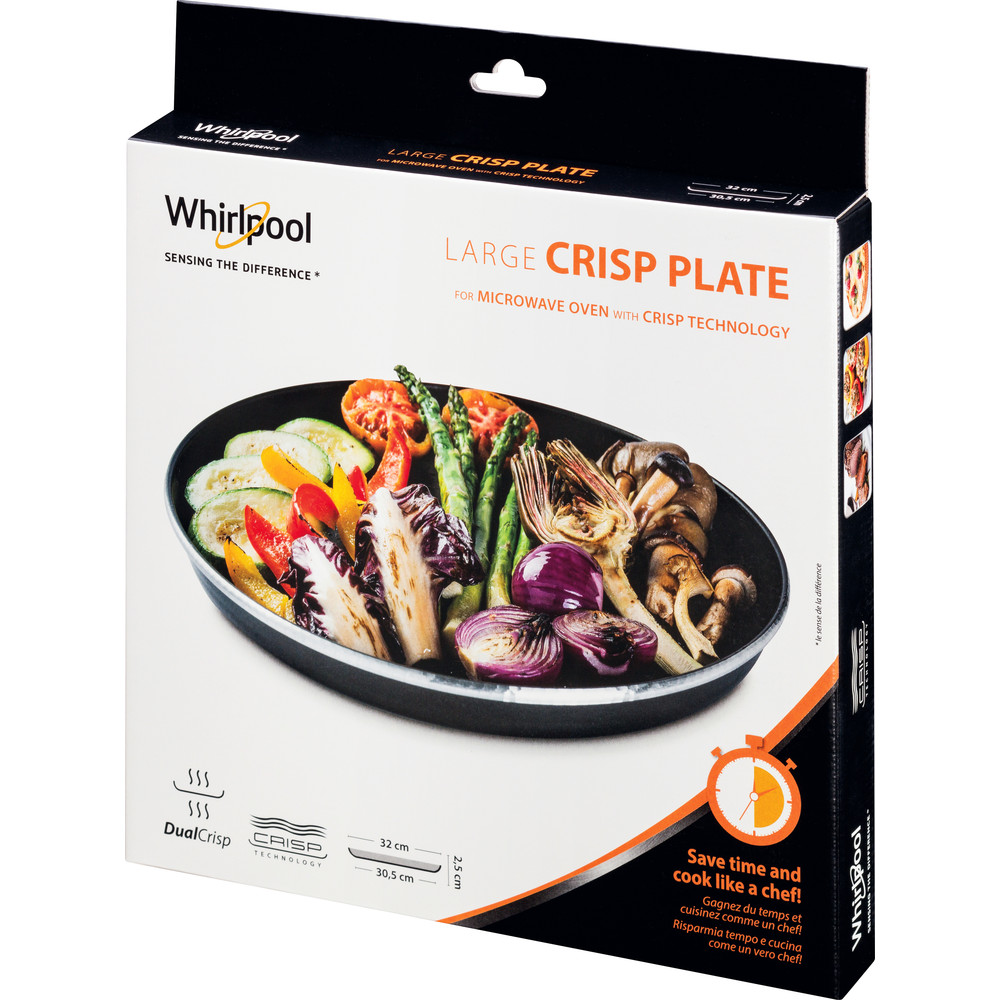 Large Crisp Plate Whirlpool Uk