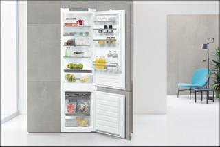 Kalusteisiin sijoitettava Whirlpool jääkaappipakastin - ART 9811 SF2