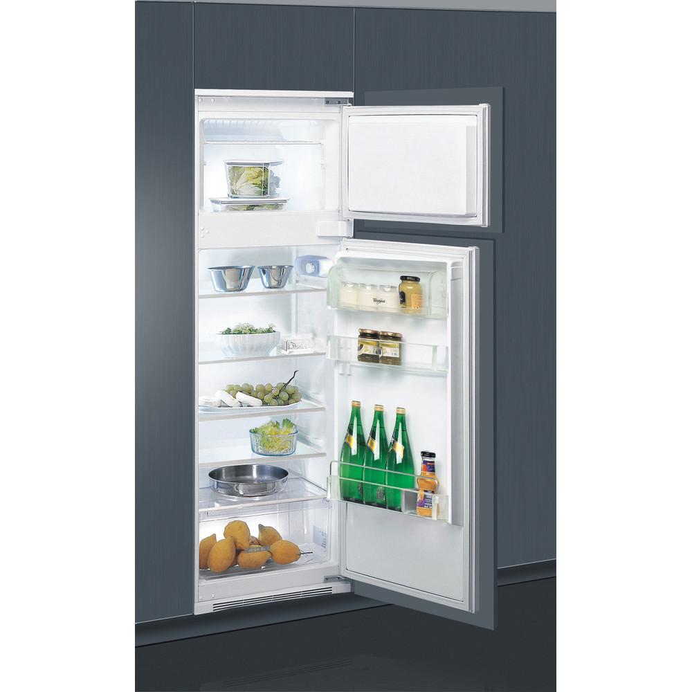 Whirlpool ART 364 61 Dubbeldeurs koelkast - Inbouw