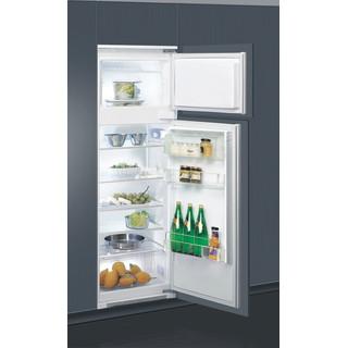 Réfrigérateur double-porte ART 364 61 Whirlpool - Encastrable
