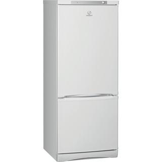 Indesit Холодильник с морозильной камерой Отдельно стоящий IBS 15 AA (UA) Белый 2 doors Perspective