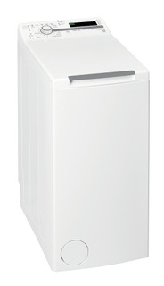 Lave-linge top posable Whirlpool: 6 kg - TDLR 60210