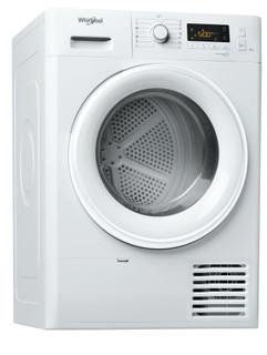 Whirlpool tørretumbler med varmepumpe: fritstående, 8 kg - FT M11 82 EU