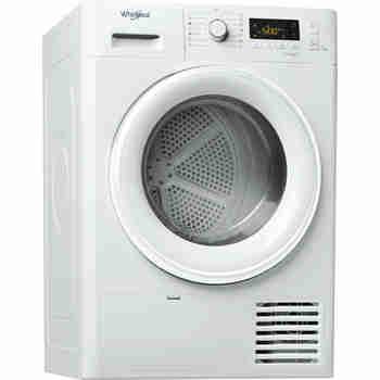 Whirlpool Dryr FT M11 82 EU Alb Perspective