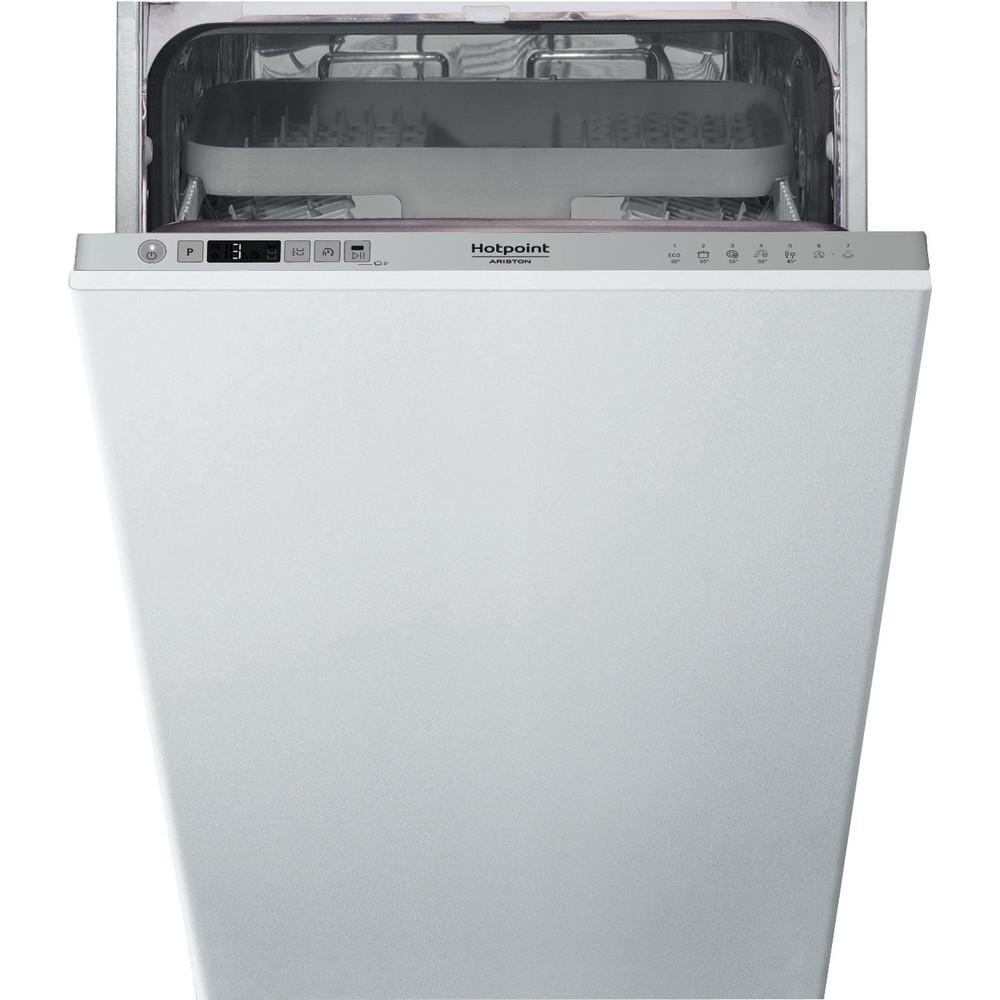 Hotpoint_Ariston Посудомоечная машина Встраиваемая HSCIC 3M19 C RU Full-integrated A Frontal