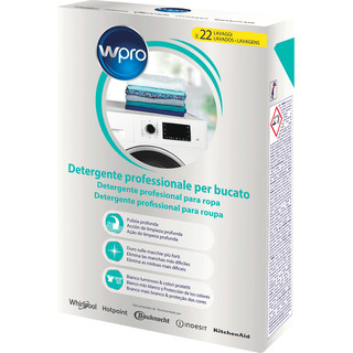 Detergente professionale per bucato in polvere WMP400