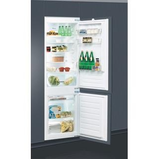 Whirlpool Kombinētais ledusskapis/saldētava Iebūvējams ART 66102 Balta 2 doors Perspective open