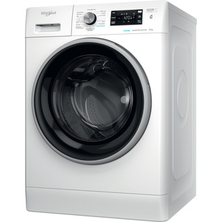 Whirlpool vrijstaande wasmachine: 8,0 kg - FFB 8468 BSEV NL