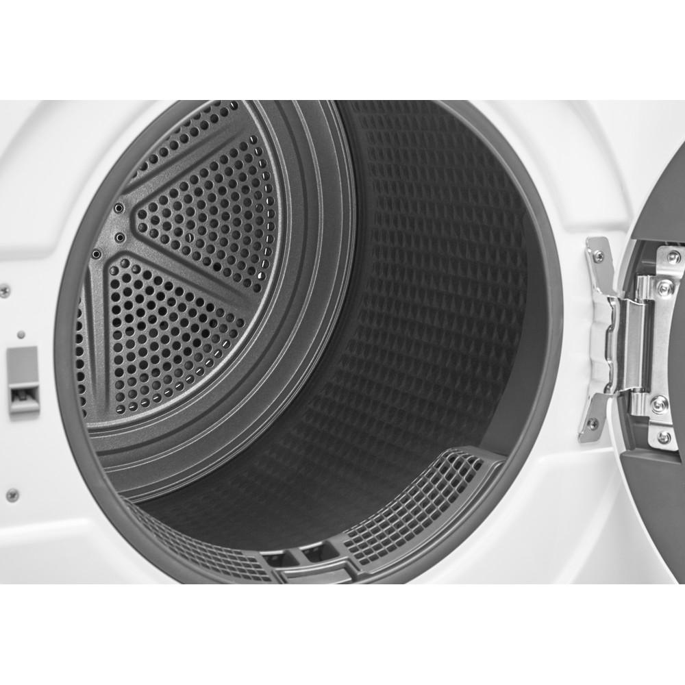 Indesit Secadora YT M11 92K RX SPT Blanco Drum