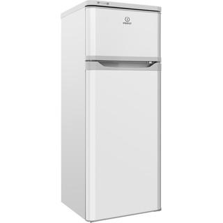 Réfrigérateur double-porte posable Indesit