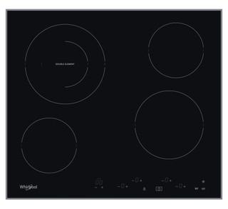 Whirlpool kuhalna plošča - AKT 8601 IX