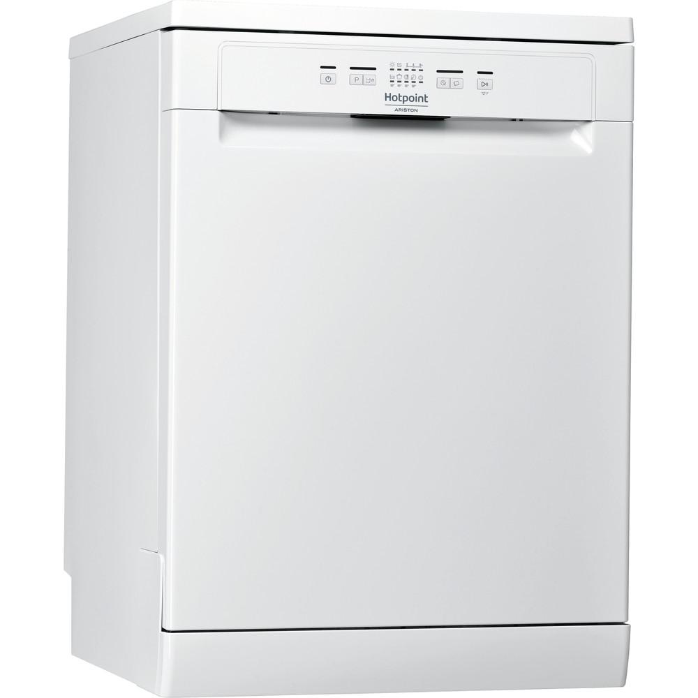 Hotpoint_Ariston Посудомоечная машина Отдельностоящий HFC 2B19 Отдельностоящий A Perspective