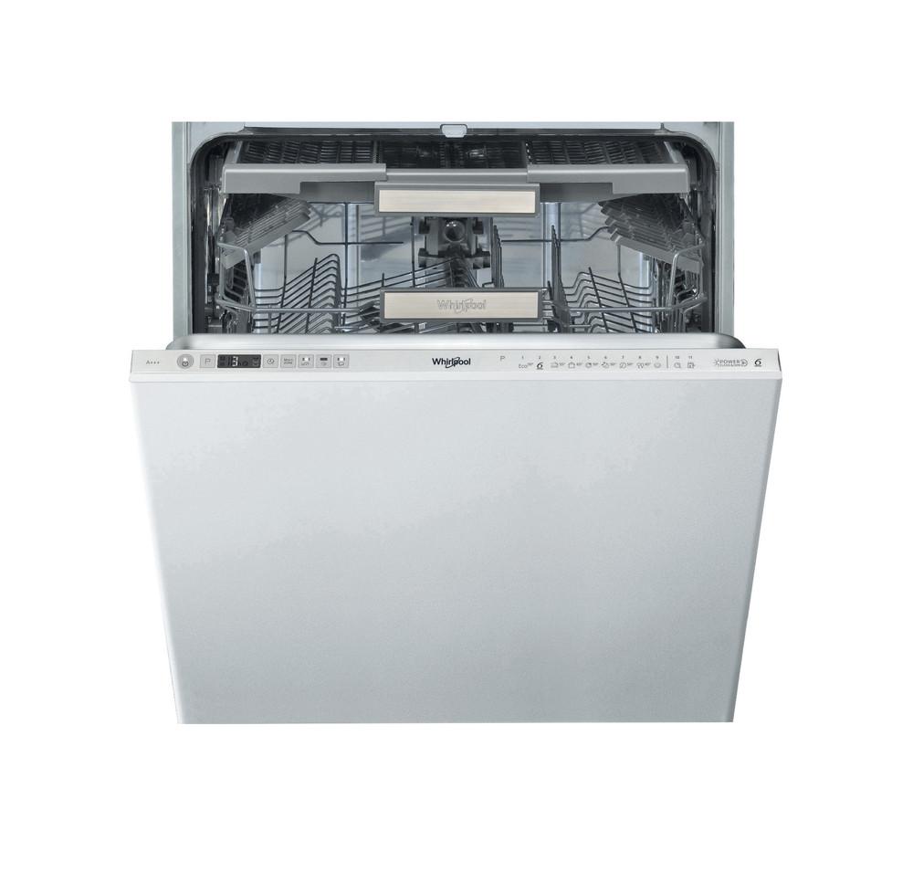 Whirlpool Dishwasher Vgradni WIO 3T133 DEL Povsem vgrajen D Frontal