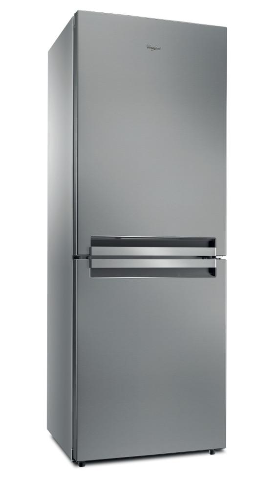 Whirlpool Fridge/freezer combination Samostojni B TNF 5011 OX 1 Optic Inox 2 doors Perspective
