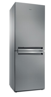Whirlpool freestanding fridge freezer: frost free - B TNF 5011 OX
