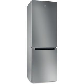 Indesit Холодильник с морозильной камерой Отдельно стоящий DS 3181 S (UA) Серебристый 2 doors Perspective