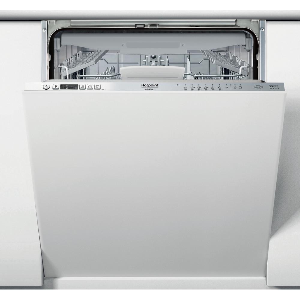 Hotpoint_Ariston Посудомоечная машина Встраиваемая HIC 3C26N WF Full-integrated A Frontal