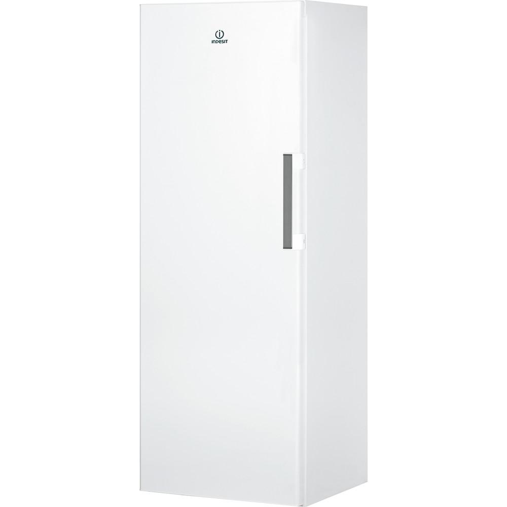 Indesit Congelador Livre Instalação UI6 F1T W Branco global Perspective
