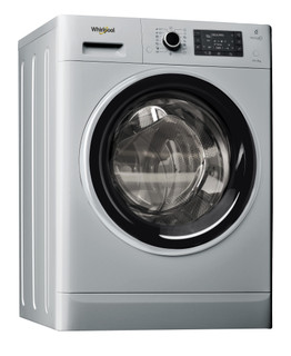 Whirlpool freestanding washer dryer: 11kg - FWDD117168SBS GCC