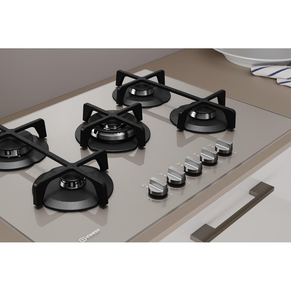 Indesit Piano cottura ING 72T/TD Tortora GAS Heating element