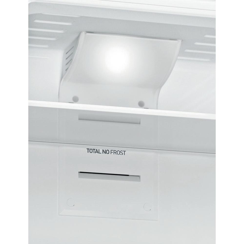 Indesit Холодильник с морозильной камерой Отдельностоящий DF 5201 X RM Inox 2 doors Lifestyle detail