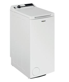Päältä täytettävä vapaasti sijoitettava Whirlpool pyykinpesukone: 6 kg - TDLR 6242BS EU/N