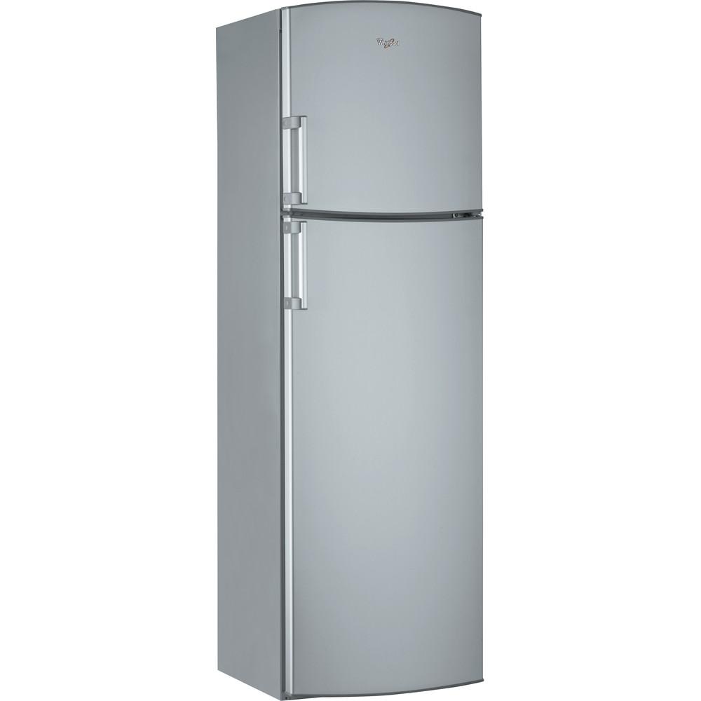 Doble puerta de libre instalación Whirlpool: libre de escarcha, sin hielo - WTE3322 A+NF TS