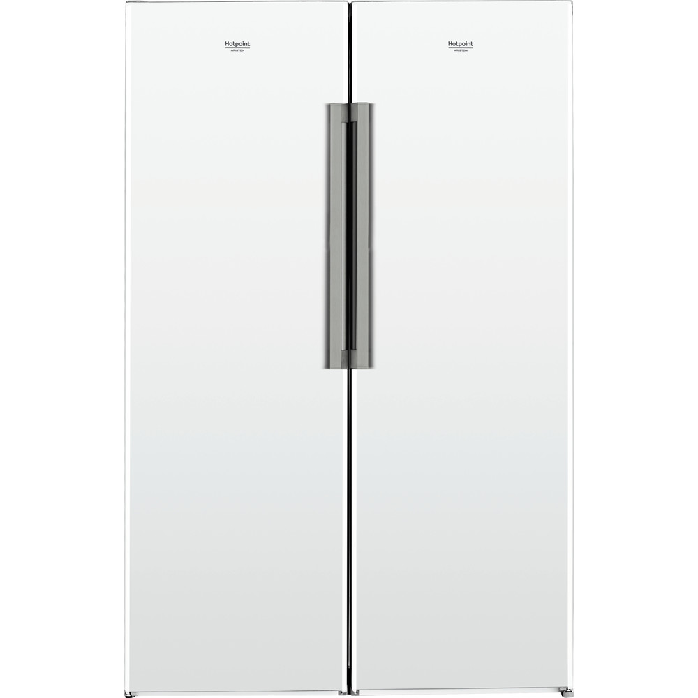 Hotpoint Refrigerator Free-standing SH8 1Q WRFD UK Global white Frontal