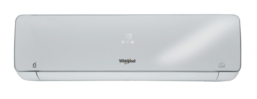 Whirlpool Air Conditioner SPIW312A3WF.1 A+++ Inverter Fehér Frontal