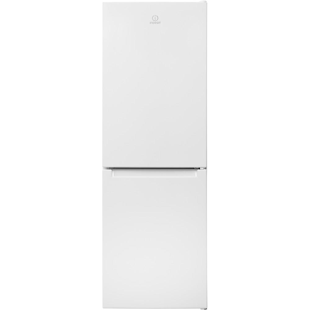 Indesit Kombinovaná chladnička s mrazničkou Volně stojící LR7 S2 W Bílá 2 doors Frontal